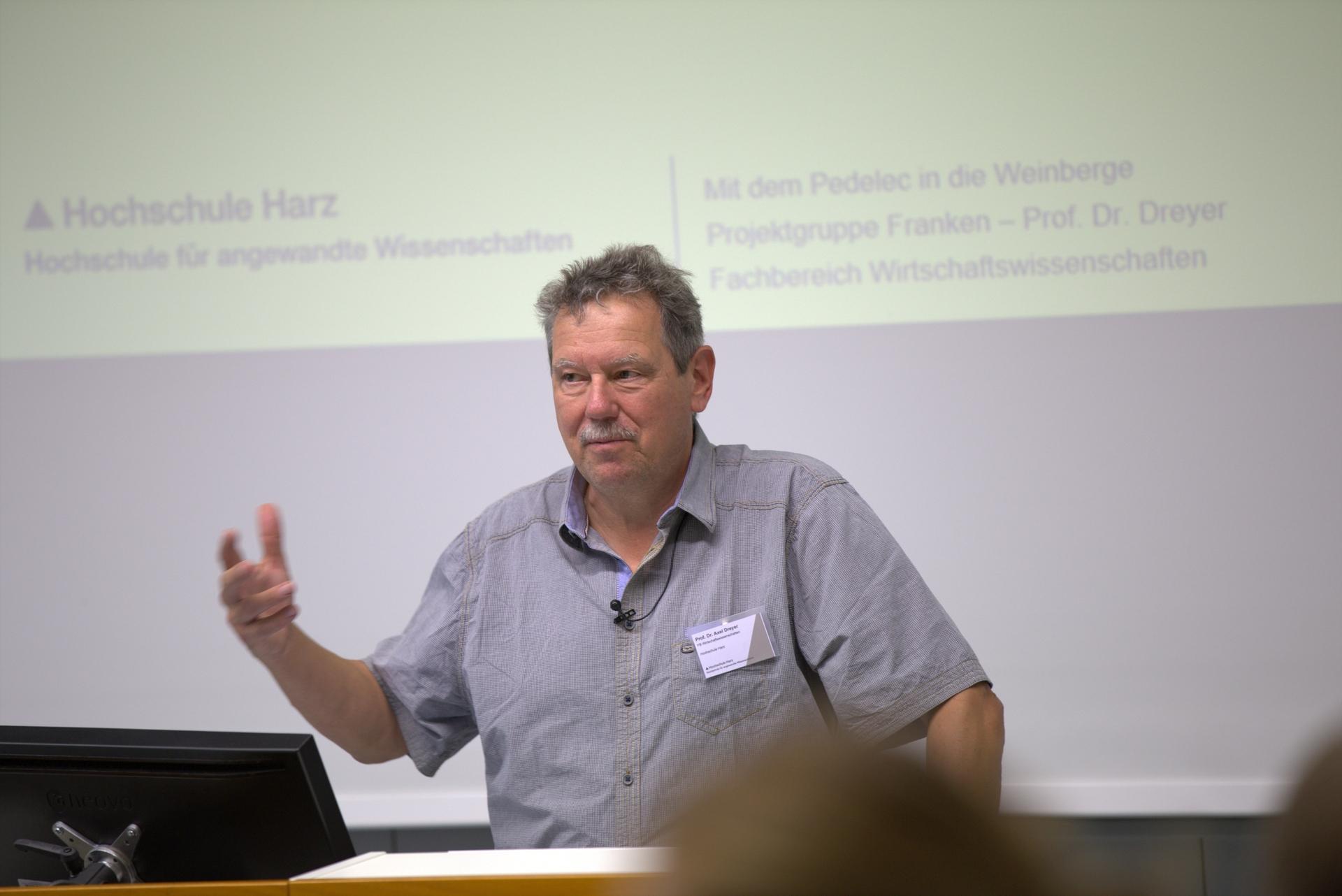 Prof. Dr. Axel Dreyer