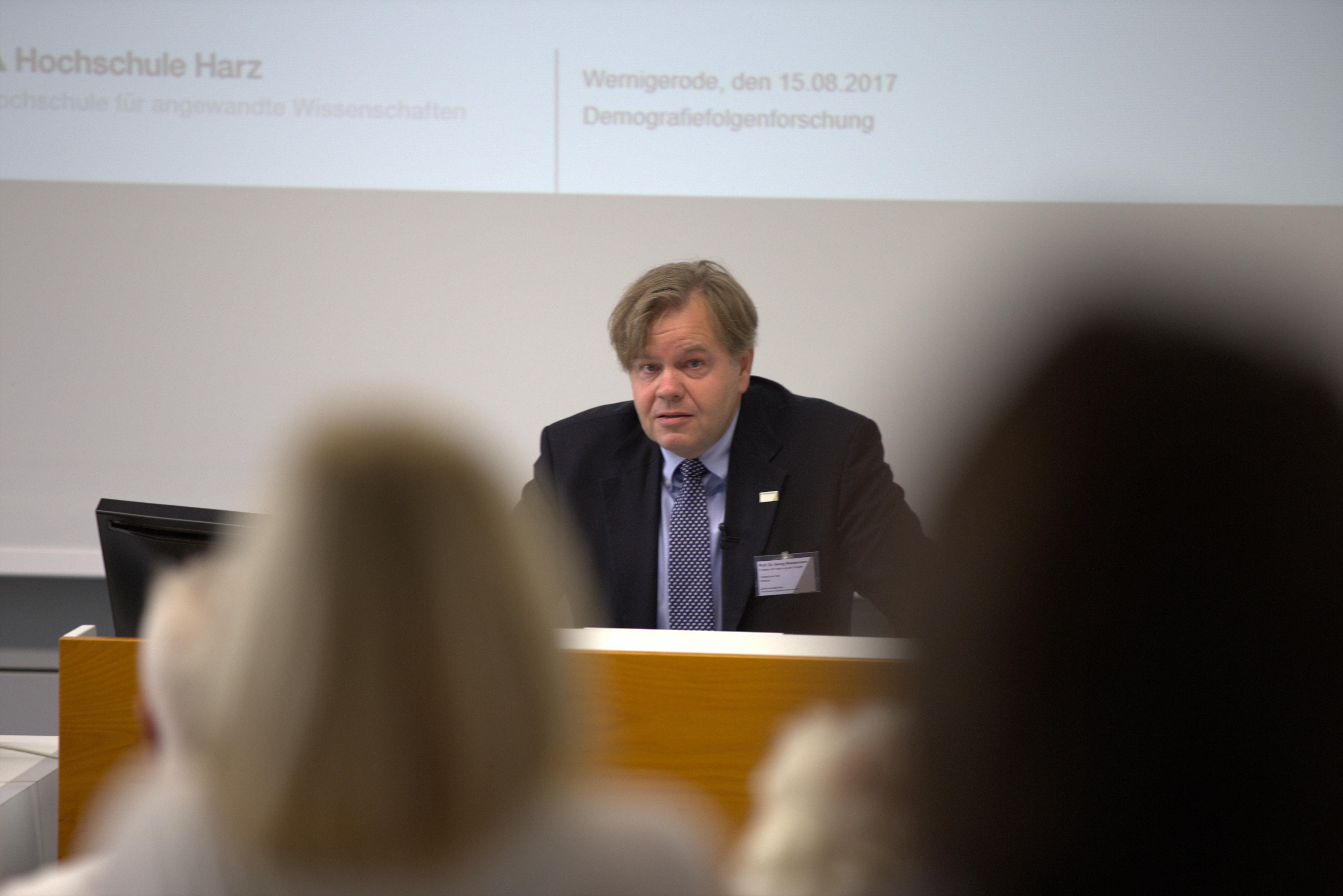 Prof. Dr. Georg Westermann