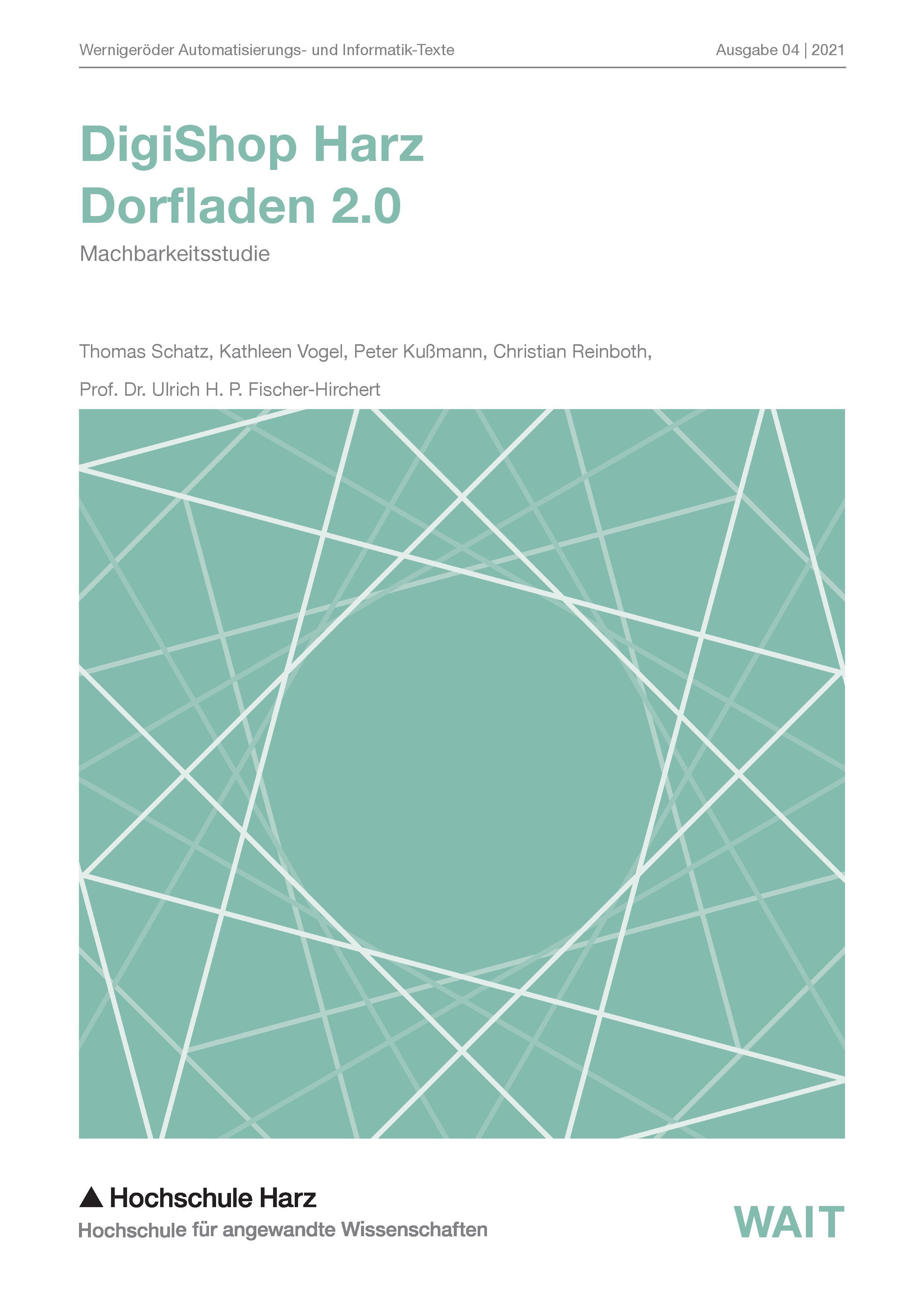 Cover DigiShop Harz - Dorfladen 2.0
